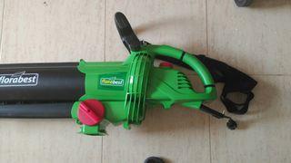 Soplador Triturador de hojas