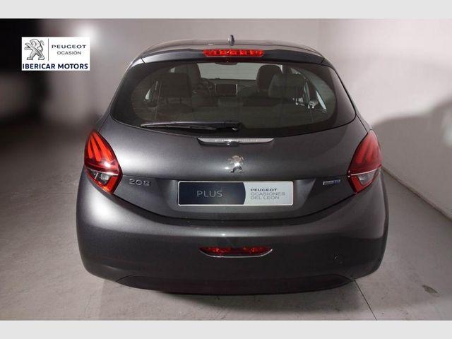 Peugeot 208 5P ALLURE 1.6 BlueHDi 100