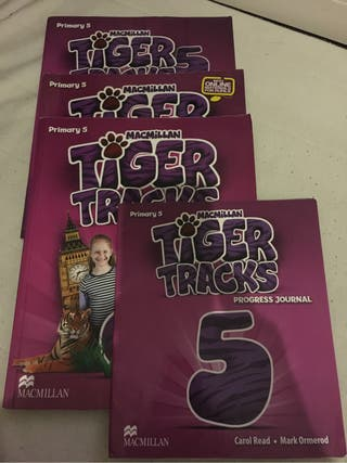 Libros 5 de primaria