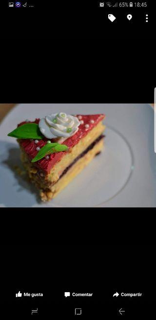 ago tartas caseras
