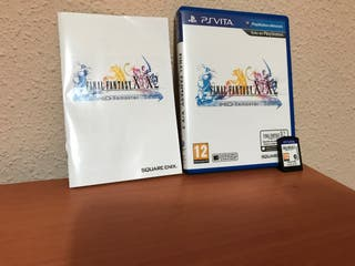 Final Fantasy x hd ps vita