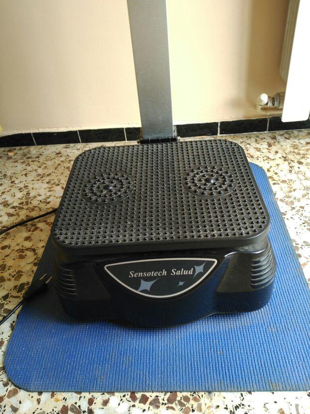 Plataforma vibro masaje