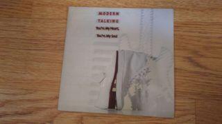 vinilo singler Modern Talking