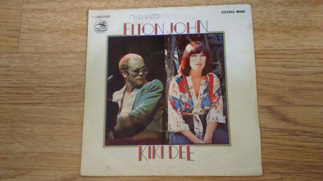 disco vinilo Elton John