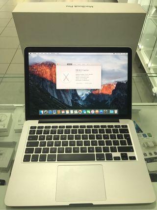 """MacBook Pro 13"""" i5 retina late 2013"""