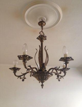 Antiguedades lampara