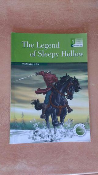 Libro 1°ESO.Inglés. The legend of Sleepy Hollow.