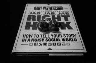 Jab jab right hook book-libro