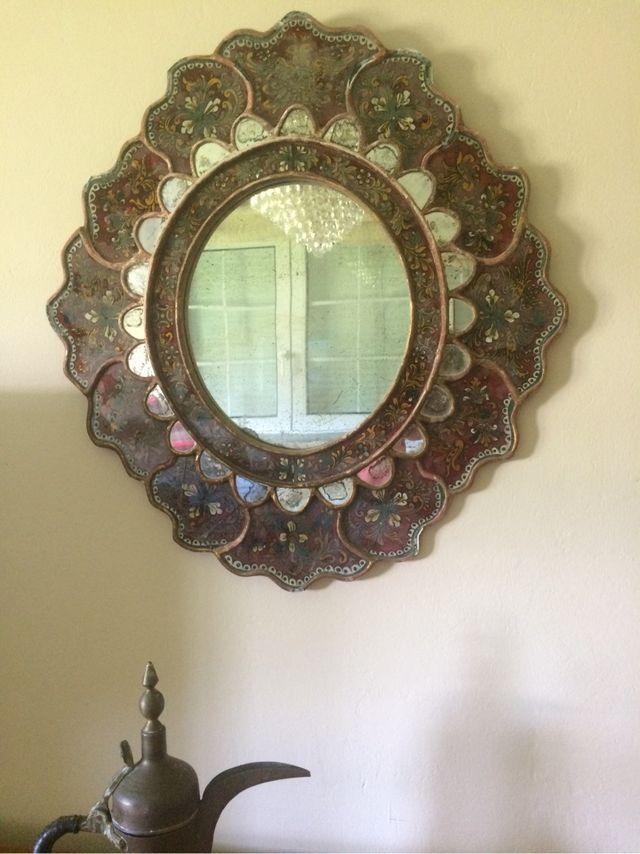Espejo de procedencia Mexicana