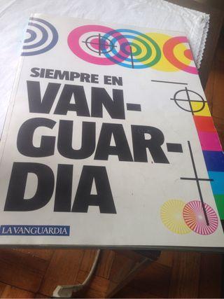 Libros La Vanguardia