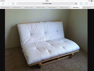 Futon Sofa Cama Doble