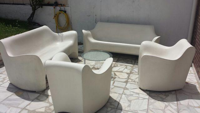 Mobiliario jardin de segunda mano por en burgos en wallapop - Mobiliario para jardin ...