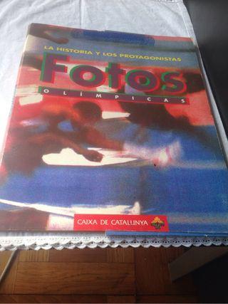 Libros Fotos olimpicas