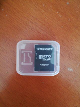 tarjetas de memoria de 16GB