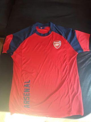 equipacion entrenamiento Arsenal precio