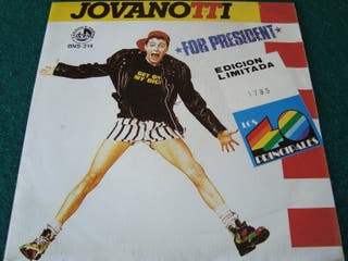 JOVANOTTI.-EDI. LIMITADA N° 1795- SINGLE VINILO 7""