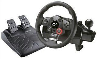 Logitech Driving Force GT Volante + Pedal