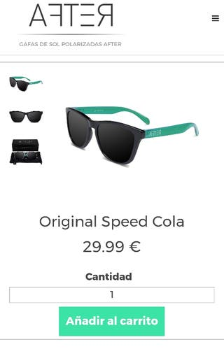 Gafas de sol (AFTER)