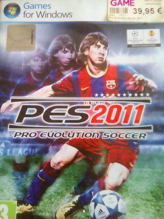 PES11 PC