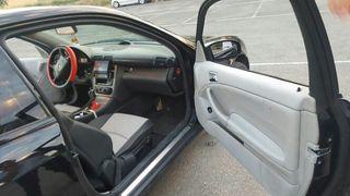 Mercedes-Benz C 220 coup 2001