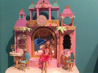Castillo Tocador Barbie