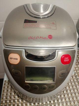 Robot de cocina chef o matic pro de segunda mano por 40 en durango en wallapop - Robot cocina chef o matic ...