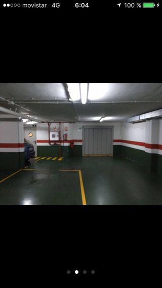 Plaza de garage