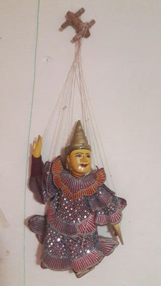 marioneta tailandesa