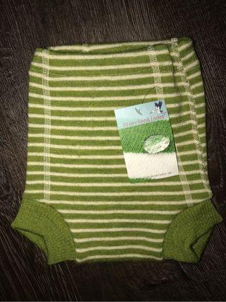 Cobertor lana -pañal tela