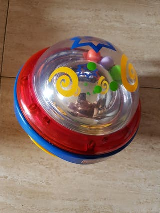 Bola movimiento Fisher Price