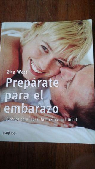 """""""Prepárate para el embarazo"""" Zita West"""
