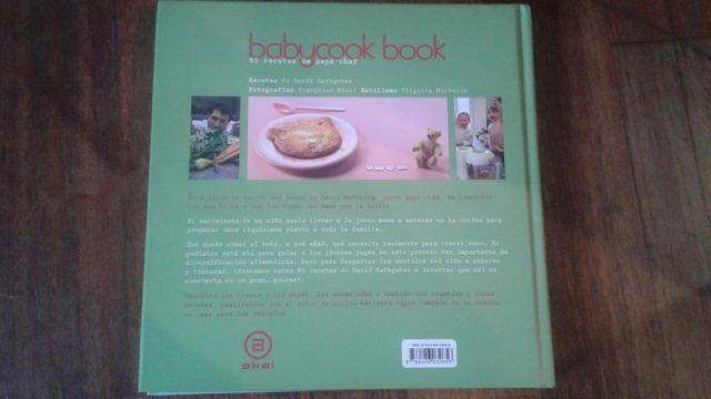 libro recetas para Babycook