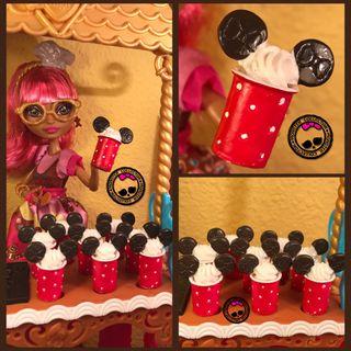 Smoothie/Granizado/Frappé Minnie Mouse miniatura