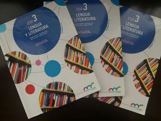 Lengua y Literatura 3° ESO