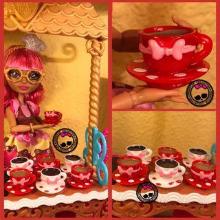 Café Minnie Mouse Miniatura (ME QUEDAN 2 UNIDADES)