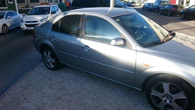 ford mondeo 2003