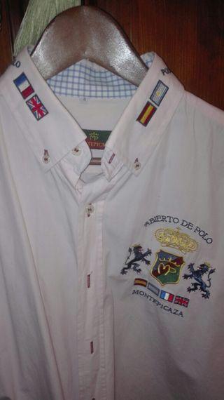 Hombre De Mano 12 Por Aq7nc5vwx Segunda Q6wtvtu Montepicaza Camisa ymON8wvn0