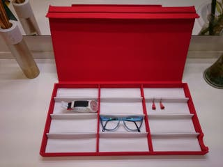Funda profesional para gafas