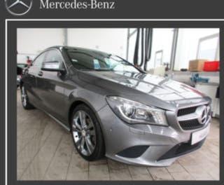 Mercedes-benz Clase CLA 220 CDI BE XENÓN