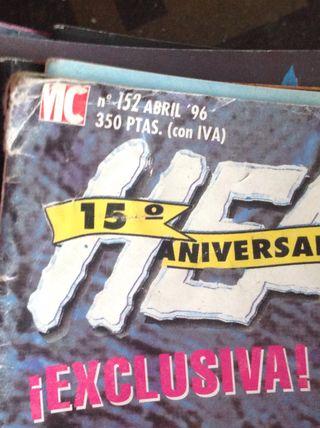 Revistas heavy rock