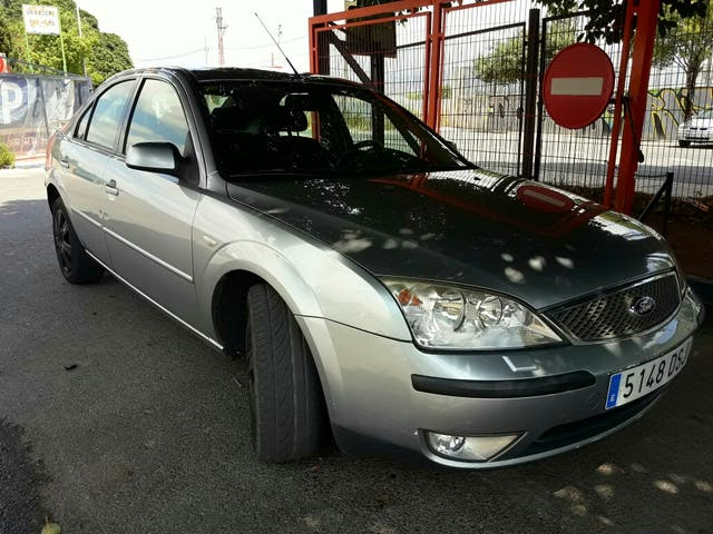 Ford Mondeo 2006 2.0TDCI 6VEL