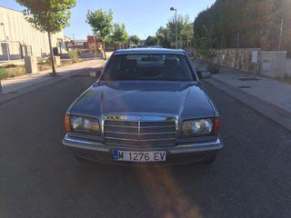 Mercedes-benz Clase S 1982
