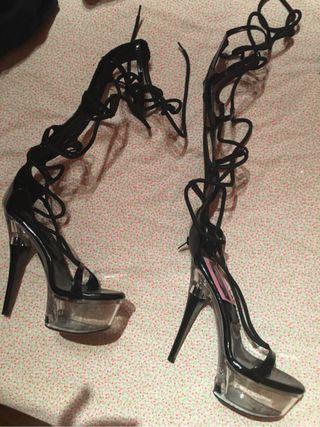 Zapatos Drag Queen