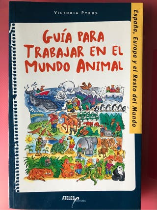 Libro Guía mundo animal