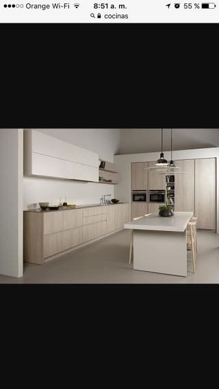Montaje de cocinas