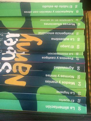 Libros supernany