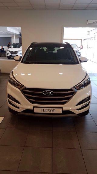 Hyundai Tucson 1.7 CRDI 4x2 25A sky 115cv