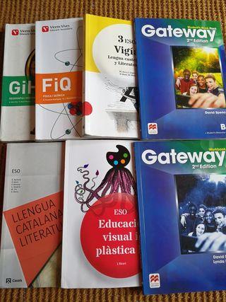 Libros 3Eso