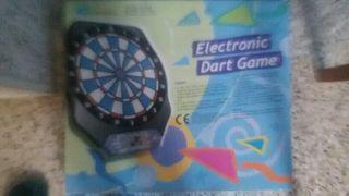 Diana electrónica de juego