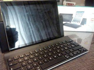 teclado Bluetooth para ipad, Android y Windows